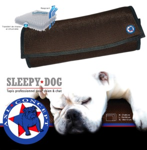 Tapis SLEEPY DOG Axl Concept - Taille M